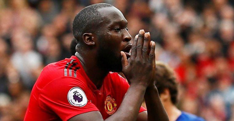 'Niet domme' Lukaku haalt gram bij Manchester United: 'We weten wie het lek is'