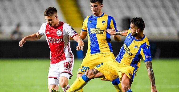 Derksen snoeihard: 'Onbegrijpelijk dat Ajax daar veel geld aan heeft uitgegeven'