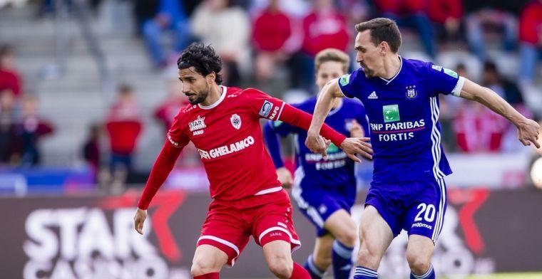 OFFICIEEL: RSC Anderlecht vindt oplossing voor Kums bij Gent