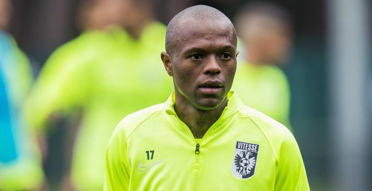 Update: 'Serero ondergaat medische keuring en is vertrokken bij Vitesse'