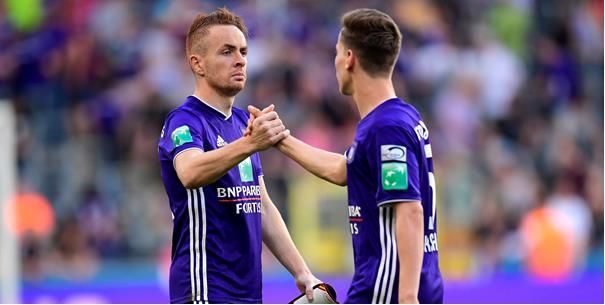 Krijgt Trebel een nieuwe kans bij Anderlecht? 'Hij wordt betrokken bij de A-ploeg'