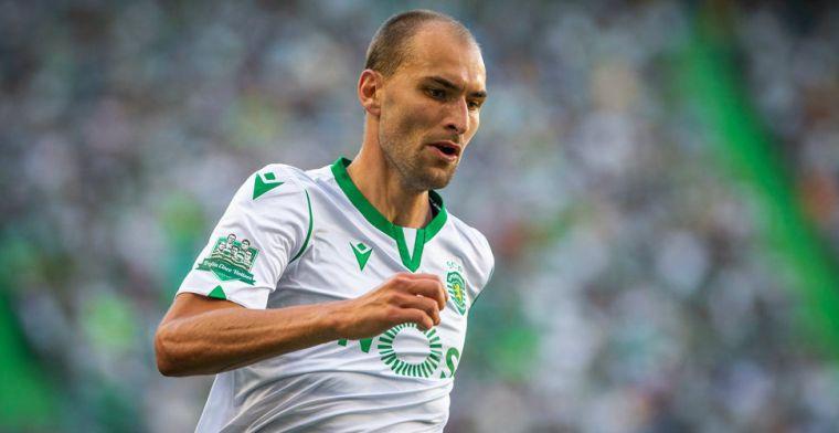 'We hopen de transfer van Bas Dost vandaag over de streep te trekken'
