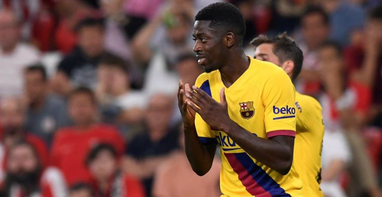 Felle kritiek op Barça-zorgenkindje Dembélé: Hij leidt een schokkend leven