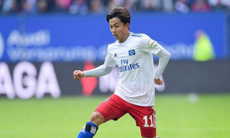 Afbeelding: OFFICIEEL: STVV haalt een nieuwe Japanner weg bij Hamburger SV