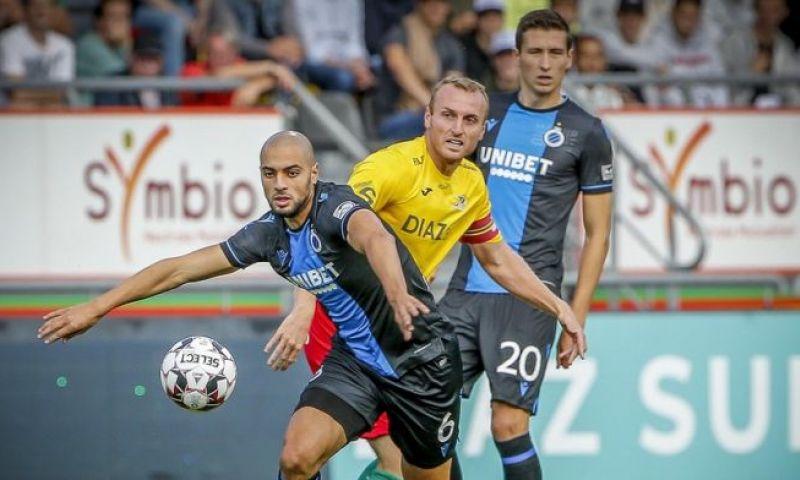 Afbeelding: Officieel: Club Brugge laat Amrabat op huurbasis naar Serie A verkassen