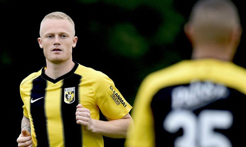 Afbeelding: Vitesse maakt uitgaande transfer wereldkundig: overbodige Deen per direct weg
