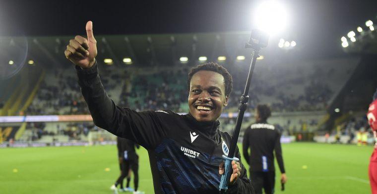 KV Kortrijk stuntte bijna met komst Tau: 'Stonden in juli dicht bij transfer'
