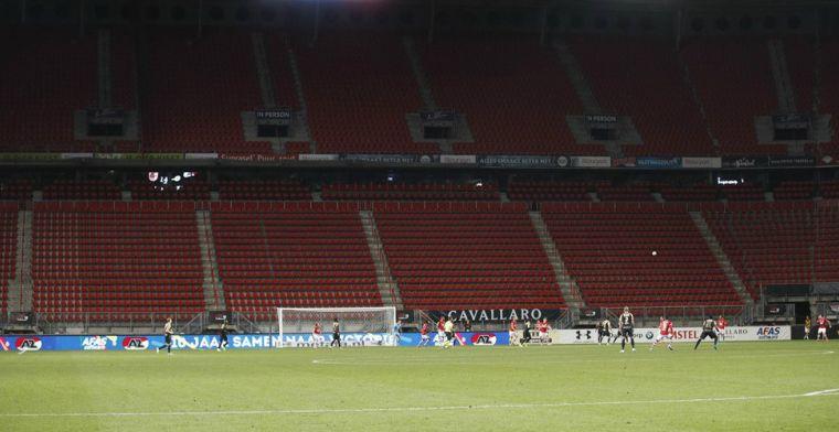 'Geen Antwerp-fans in Enschede, wel 18 Belgen aangehouden door politie'