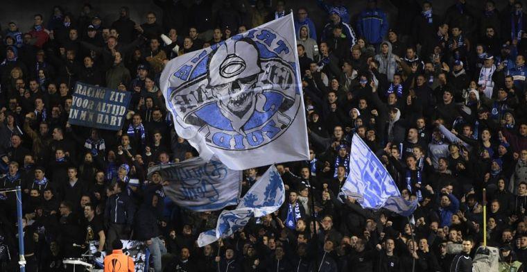 Sfeergroep van Genk doet niet mee aan initiatief van eigen club en sponsor
