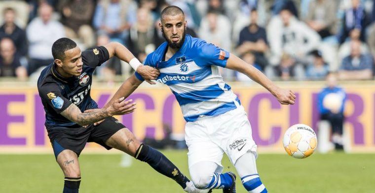 Update: 'Aanstaande transfer van El Jebli slecht nieuws voor Heracles Almelo'