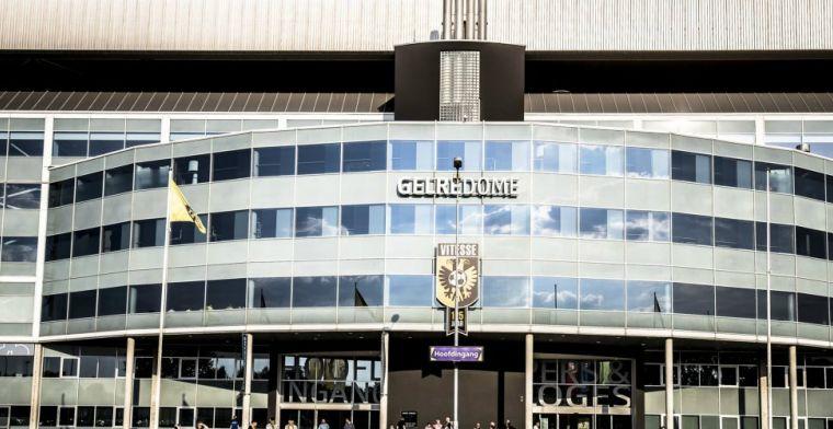 'Vitesse boekt zege tijdens Songfestival-gesprekken: stadion weer in eigen beheer'