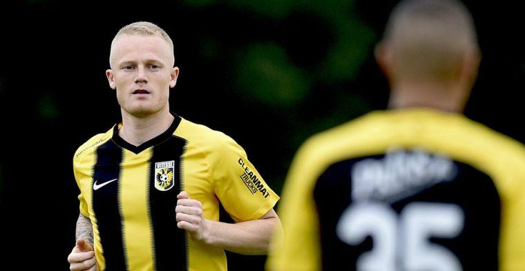 Vitesse maakt uitgaande transfer wereldkundig: overbodige Deen per direct weg