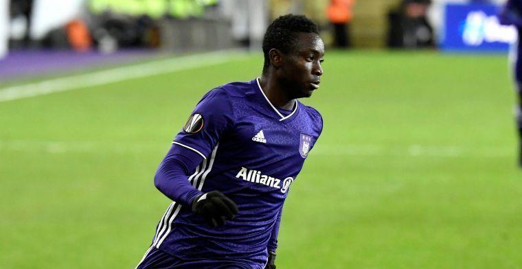 Vergeten aanvaller traint weer mee bij Anderlecht: 'Still believe!'