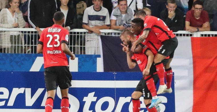 OFFICIEEL: Voormalig Gent-speler Deaux trekt opnieuw naar de Ligue 1