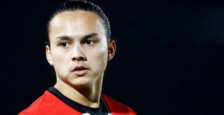 Van PSG naar amateurcontract bij TOP Oss: 'Hij heeft ontegenzeggelijk kwaliteiten'