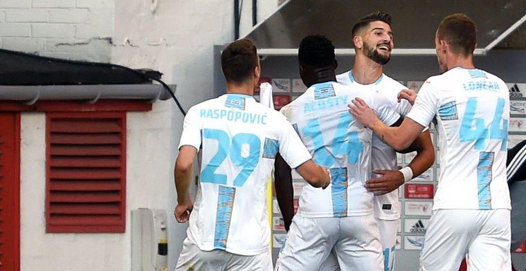KAA Gent versus HNK Rijeka: Kroaten zijn in principe een prooi voor de Buffalo's