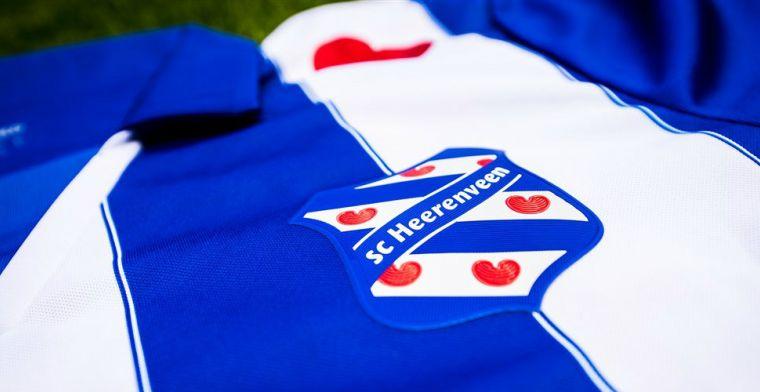 Heerenveen maakt vijfde transfer officieel: Ik heb uitgekeken naar deze dag