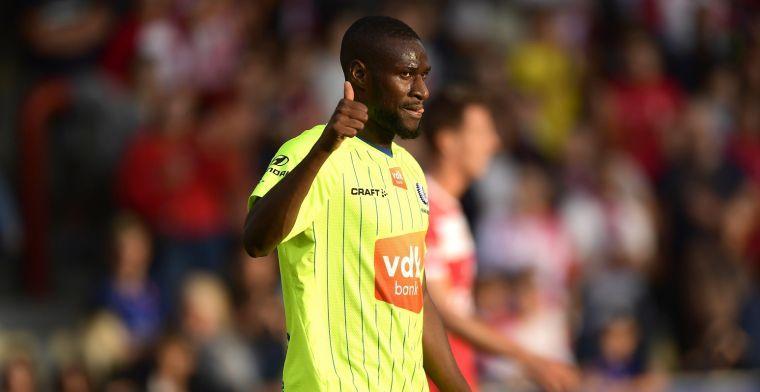 'KV Kortrijk wil aanvallende versterking en komt uit bij overbodige Gent-spits'