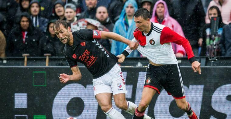 FC Utrecht beloont meest ervaren Eredivisie-speler: Uithangbord van de club