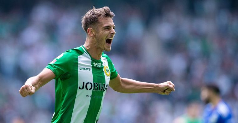 'Ajax laat oog vallen op Zweedse buitenspeler na zeven goals in zeven duels'
