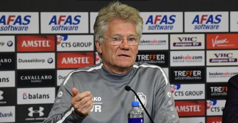 """Bölöni heeft vertrouwen na AZ-Antwerp: """"We mogen hopen op een kwalificatie"""