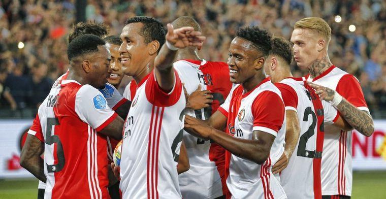 'Narsingh en Fer zijn lapmiddelen, Feyenoord bouwt niet echt op'