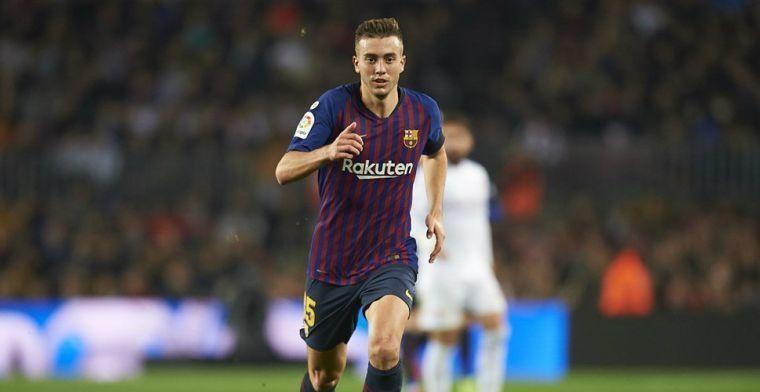 Garcia blij: 'Heeft het Barça-profiel, comfortabel aan de bal en brengt power mee'