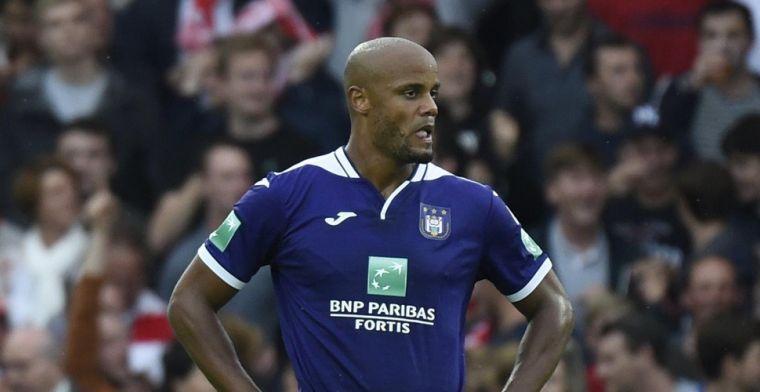 Overleeft Kompany eerste echte test met Anderlecht tegen Genk?