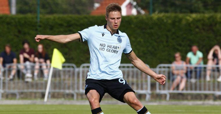 OFFICIEEL: Club Brugge leent beloftevolle verdediger uit aan Roeselare