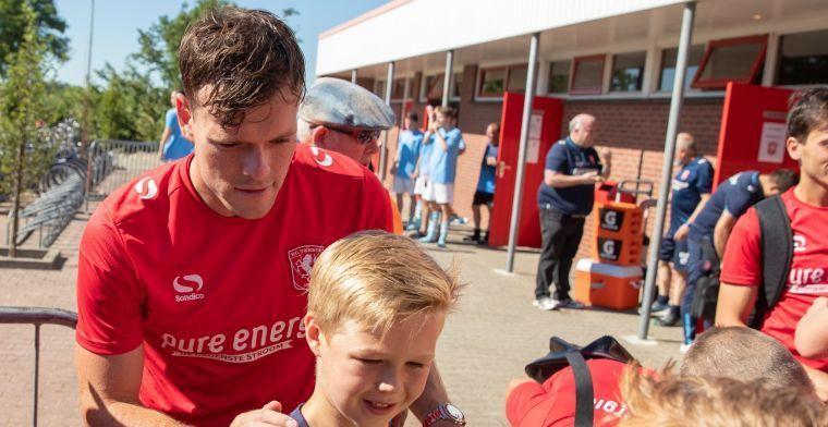 Boere mag vertrekken van Twente: spits onderhandelde al met andere club
