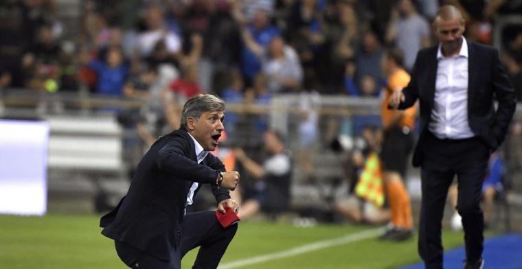 Anderlecht ziet Kompany uitvallen en pakt 2 op 15 na verlies tegen Genk