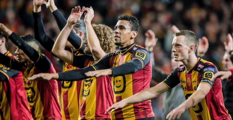 OPSTELLING: KV Mechelen aast in Oostende op de koppositie