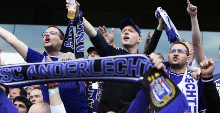 """Nasri onder de indruk van Anderlecht-fans: """"Nog nooit gezien in mijn carrière"""""""