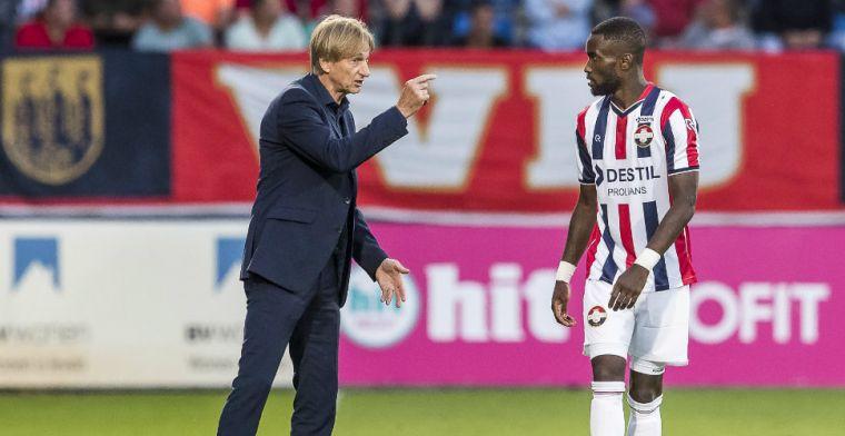 LIVE-discussie: Willem II zonder geblesseerde Lewis tegen FC Emmen