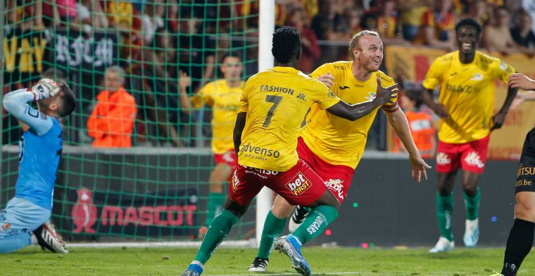 KV Oostende verslaat KV Mechelen, Club Brugge blijft leider