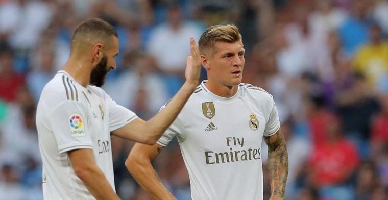 Guardiola velt Courtois in de slotfase, Real Madrid geeft zege uit handen