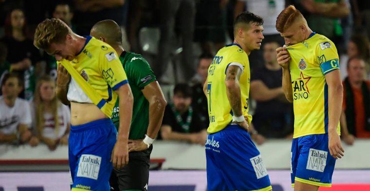 Cercle Brugge pakt belangrijke zege tegen Waasland-Beveren