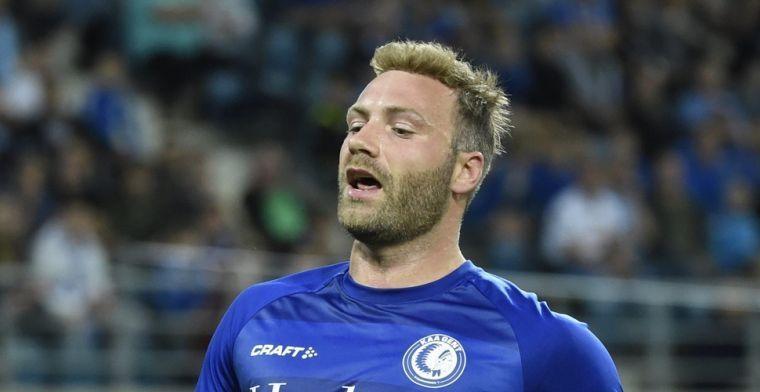 Courtois legt vinger op wonde: Gent heeft Depoitre, precies wat Anderlecht mist