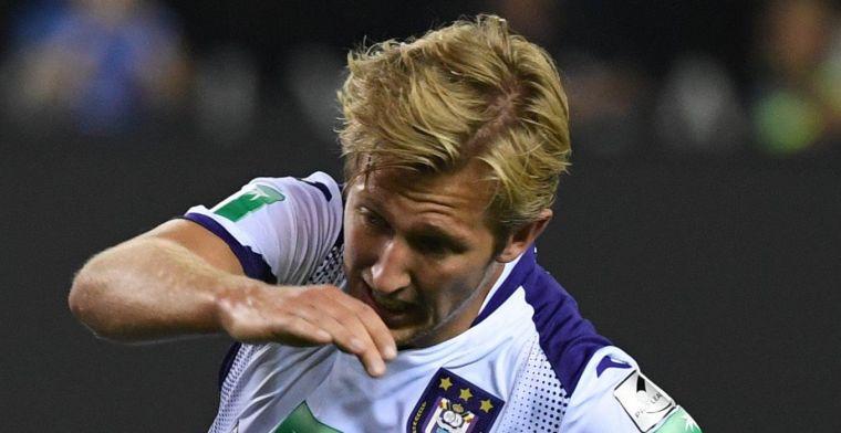 Vader Vlap neemt drastisch besluit: 'Geen tweets meer over Anderlecht'