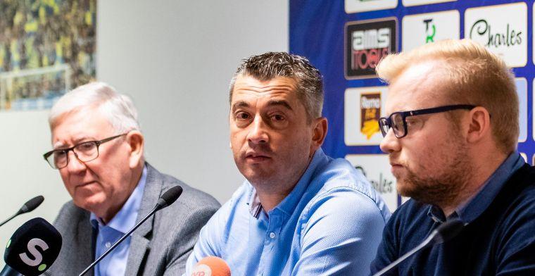 Eerste stoel wankelt: Logisch dat de positie van Custovic onder druk staat