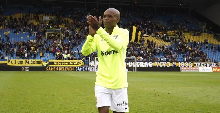 Vitesse is dragende kracht definitief kwijt: Serero tekent bij club van Streppel