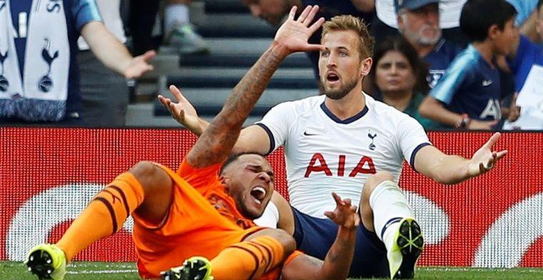 Tottenham krijgt klop in eigen huis en moet al vroeg in de achtervolging