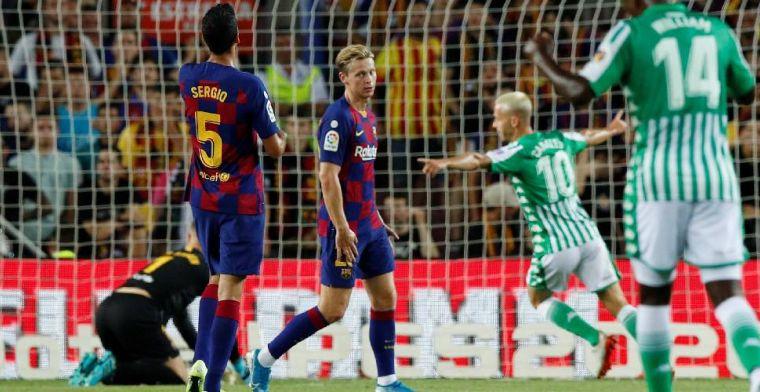 'Op deze plek gaat Frenkie de Jong het niet lang volhouden bij FC Barcelona'