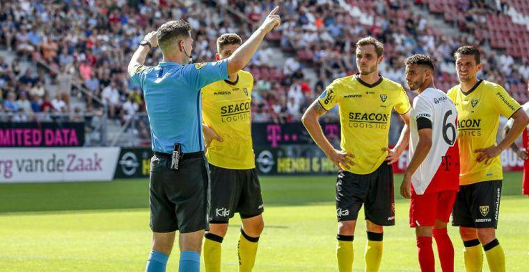Frustrerende middag voor Utrecht: nederlaag, penalty ingetrokken, goals afgekeurd