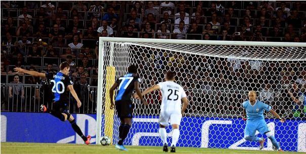 Oostenrijkse TV daagt Club Brugge uit voor CL-match: 'Hey Brugge!'