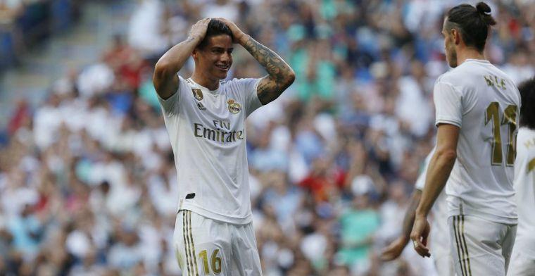 Zidane verrast bij Real Madrid: Hij was boos toen hij naar de kant werd gehaald
