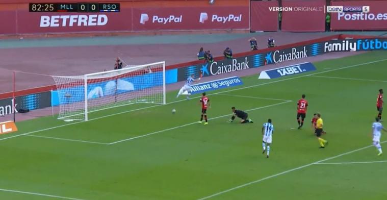 Odegaard maakt eerste treffer in Primera División na fenomenale counter
