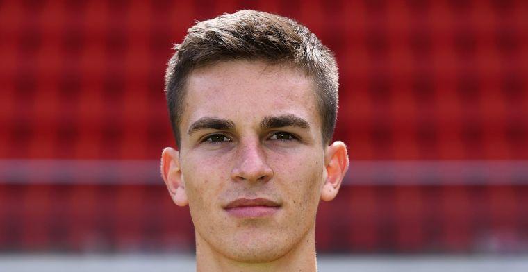 Debuut in mineur bij KV Mechelen: Dat tegendoelpunt was mijn fout