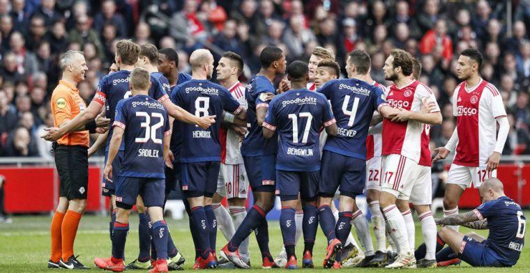 PSV waarschuwt supporters: topper tegen Ajax in Eindhoven mogelijk verplaatst