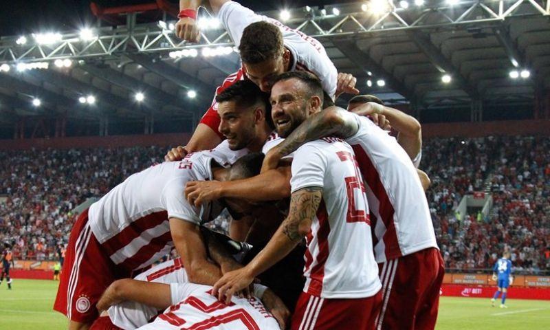 Afbeelding: Olympiakos, Rode Ster en Zagreb naar de groepsfase, Genk zeker in pot 4